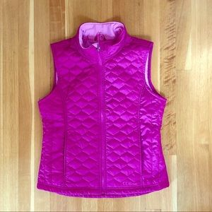 ★LIKE NEW★ L.L. Bean Girls Quilted Thinsulate Vest